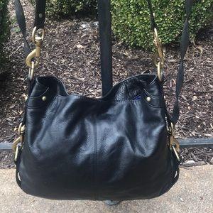 Rebecca Minnkoff large leather bag